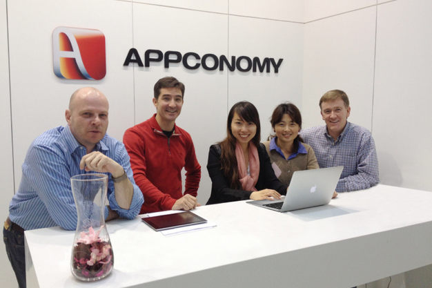 Appco Team In Shanghai.png