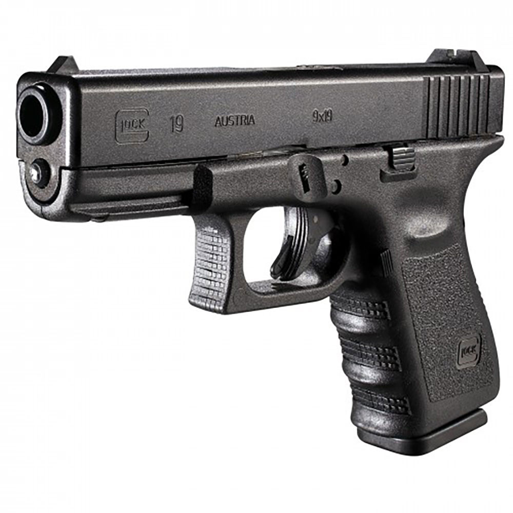 GLOCK 19 - Compact 9mm