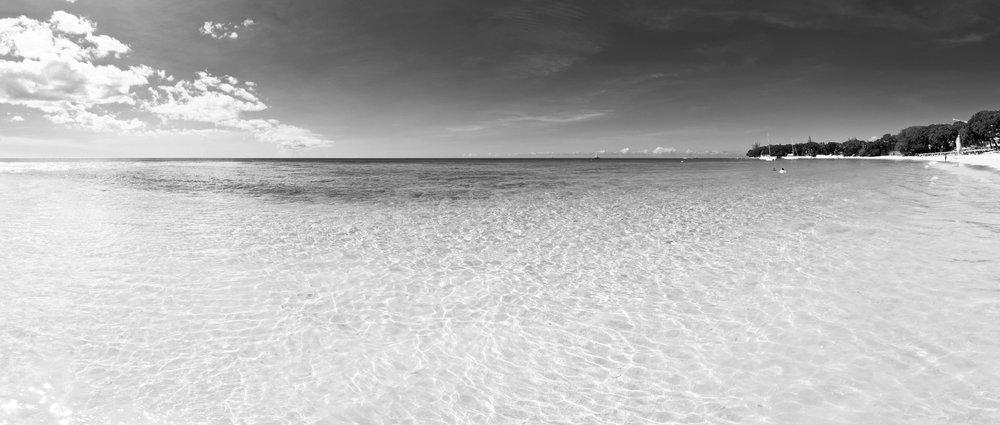 Sandy Lane Beach, St James