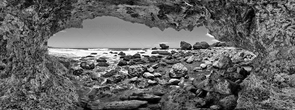 Rocks near Cattlewash, St Joseph