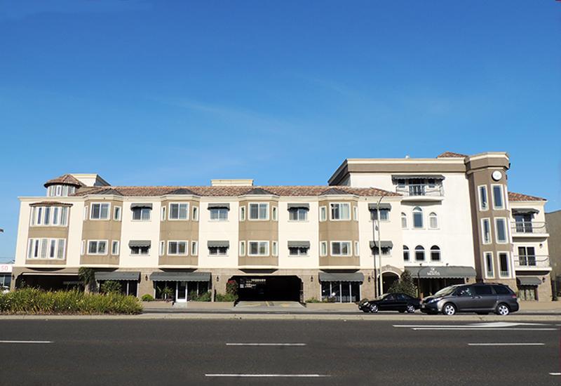 620 El Camino Real, Villa Montes Hotel San Bruno, CA