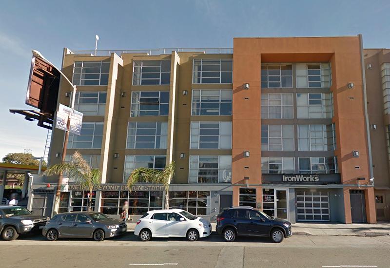 1221 Harrison Street, Iron Works Loft San Francisco