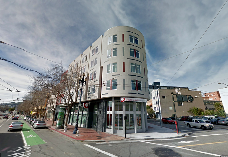 1600 Market Street San Francisco, CA