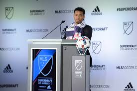 Zeiko Lewis from the berkshire school in massachusetts played in the 2012 all-american game.  he was drafted by the new york red bulls with the #17 selection in the 2017 mls draft.