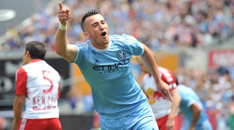 Jack Harrison from the berkshire school in massachusetts played in the 2014 all-american game and was selected by the chicago fire with the #1 pick in the 2016 mls draft.  he was then traded to nyfc.