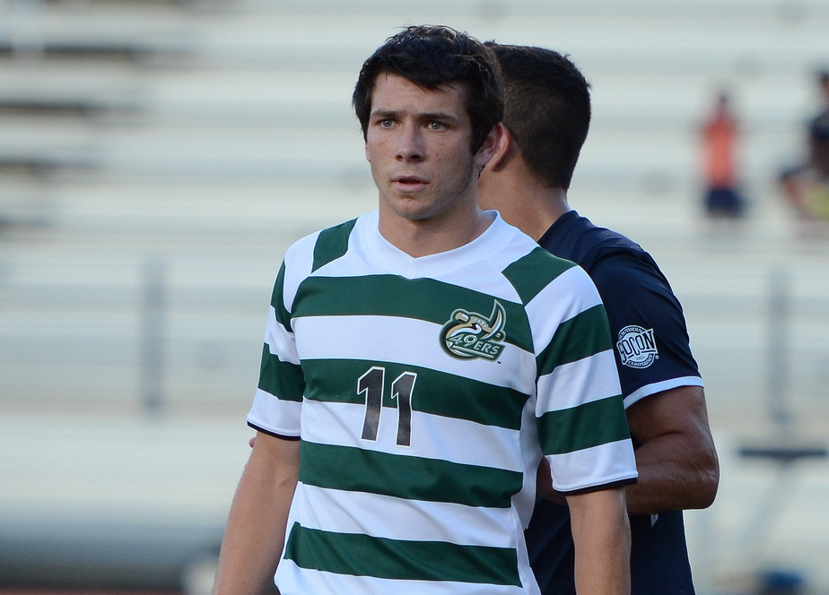 Brandt Bronico from wesleyan christian played in the 2012 all-american game.  he was selected with the 47th pick in the 2017 mls draft by the chicago fire.