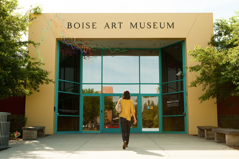 Boise Art Museum The Morrison Center Boise Philharmonic Anne Frank Human Rights Memorial Opera Idaho