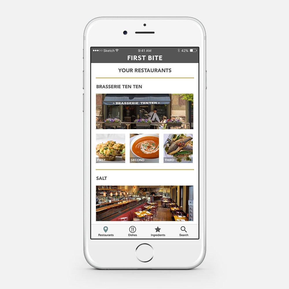 Your Restaurants