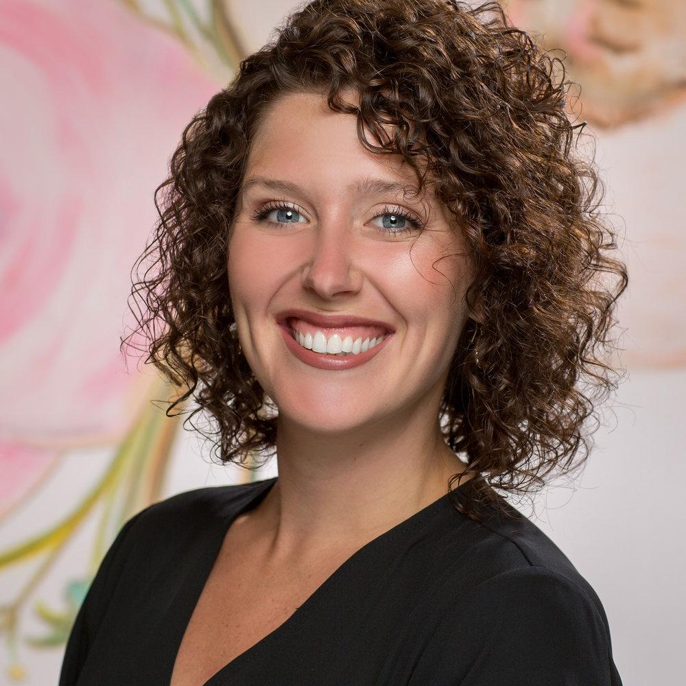 Ashley Cunningham - bridal stylist