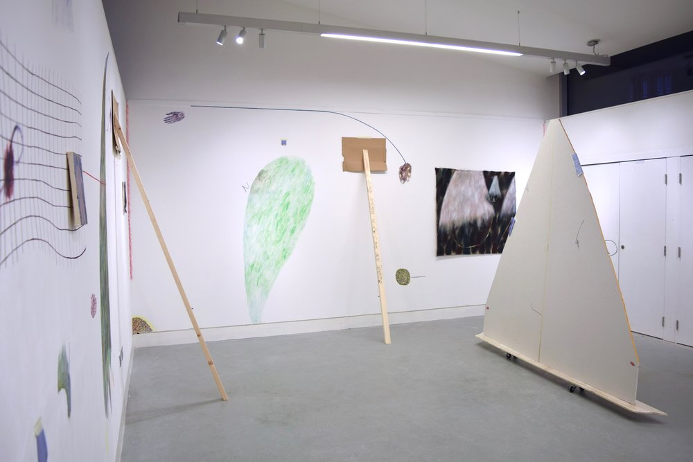 ESW Residency open studio