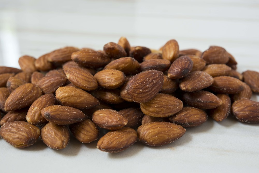 Roasted and Salted Almonds