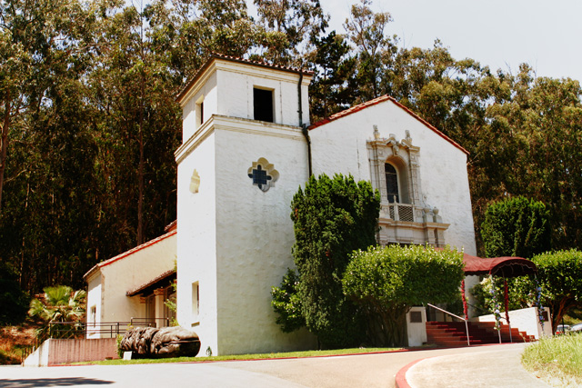 Presidio Chapel, San Francisco