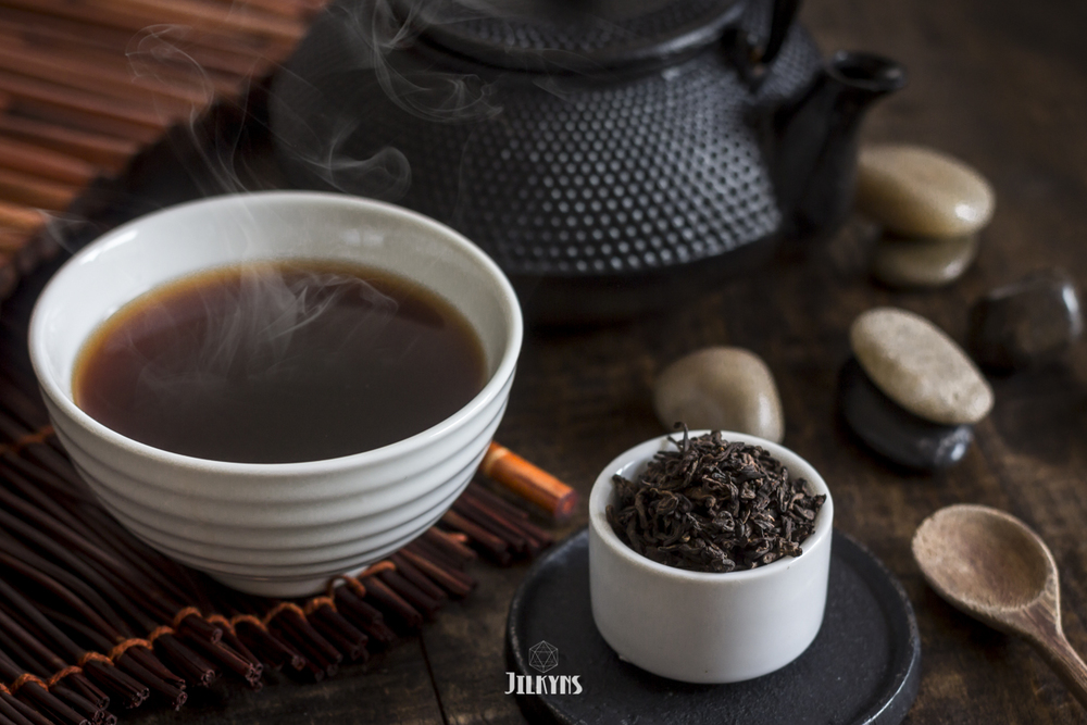 Pu-Erh Tea photo by Jilkyns