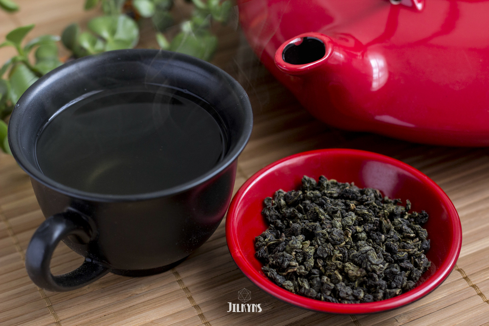 Oolong jade tea photo by Jilkyns