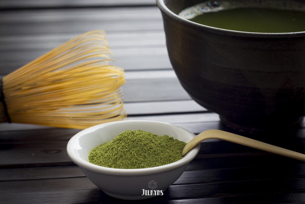 Matcha Tea photo by Jilkyns