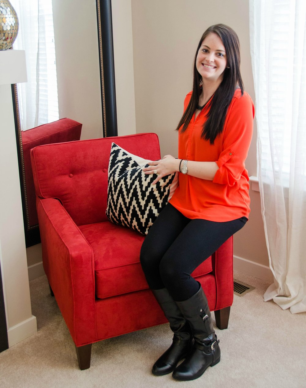 She Received Her Degree From Council For Interior Design Accreditation High Point University Heather Not Only Creates The Best