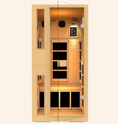 JNH Infrared Single Person Sauna