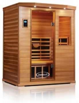 Clearlight Infrared Sauna- stock photo.