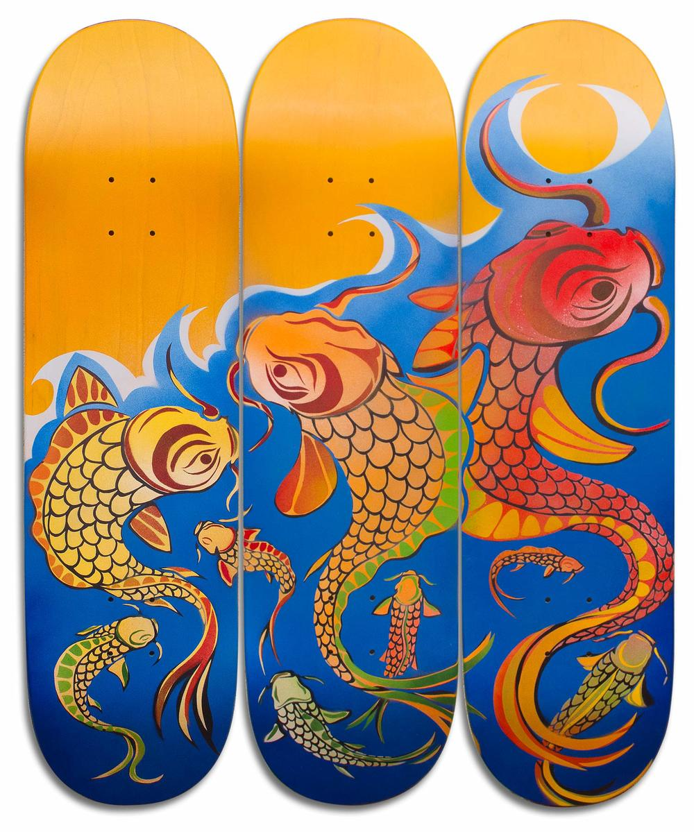 Custom Skateboard Graphics