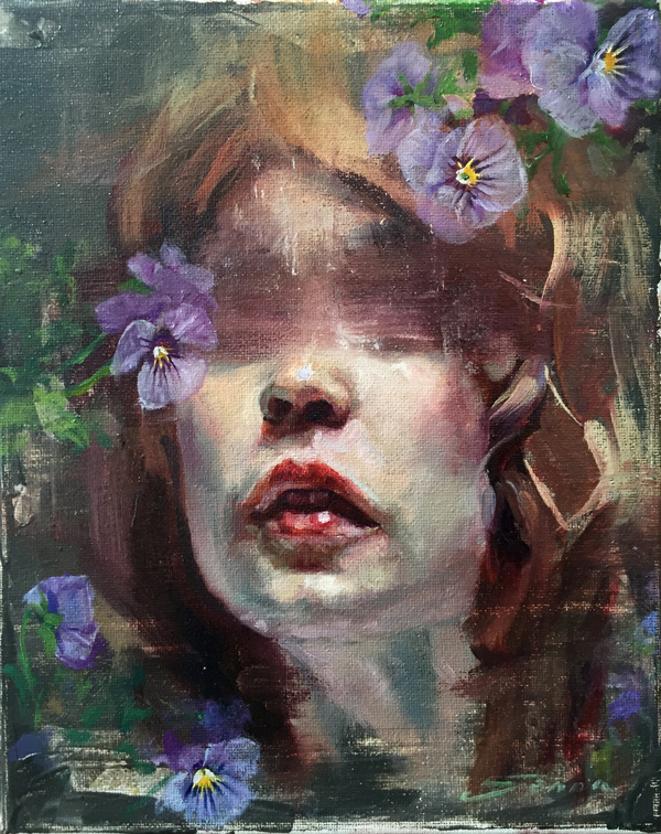 """Violet"" by Jenna Anderson"