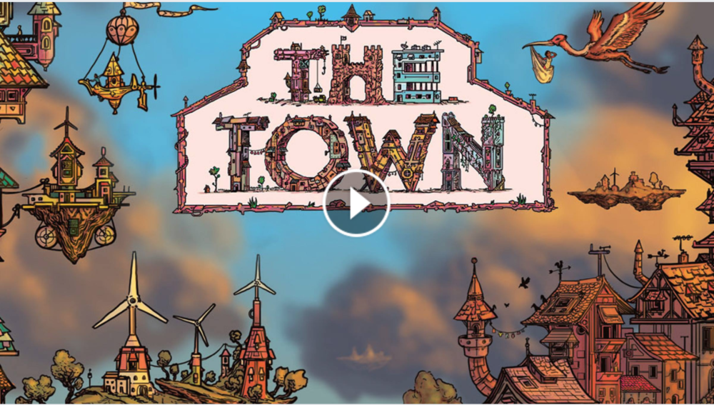 The Town Festival Video