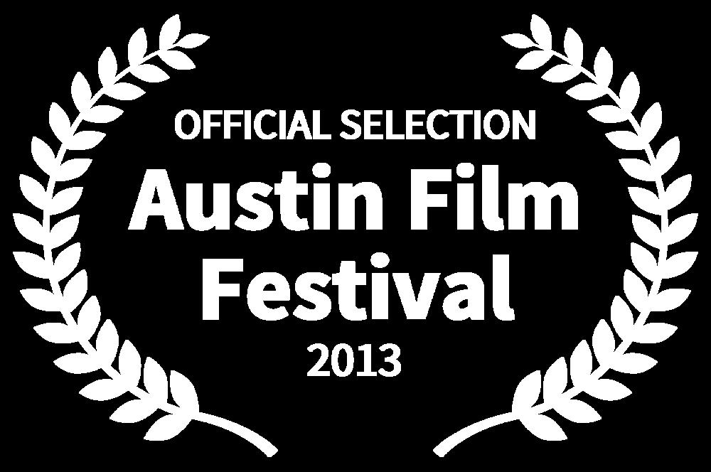OFFICIAL SELECTION - Austin Film Festival - 2013.png
