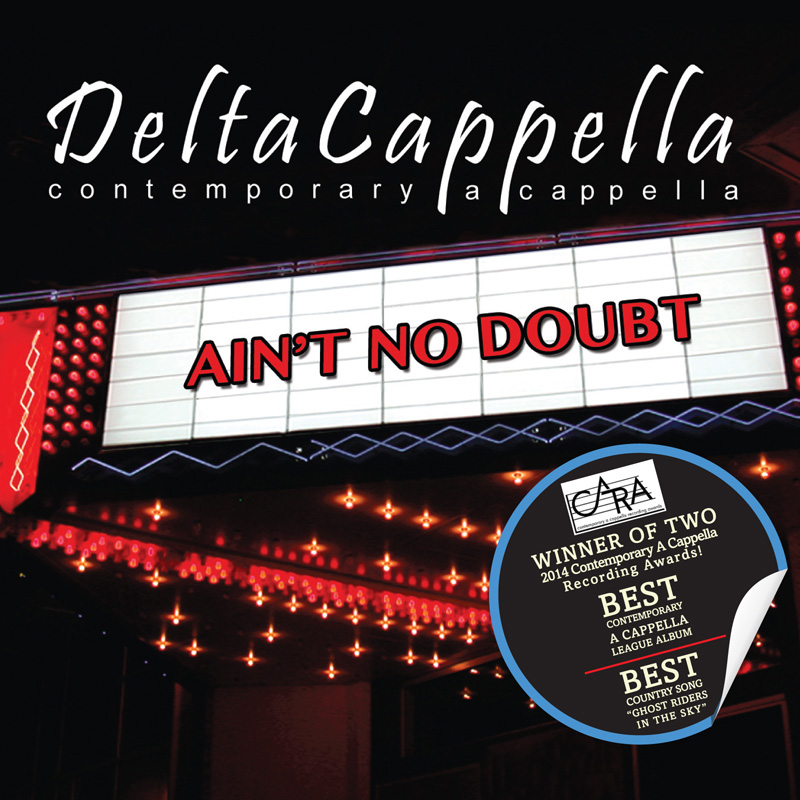 "Buy ""Ain't No Doubt"" on iTunes!"