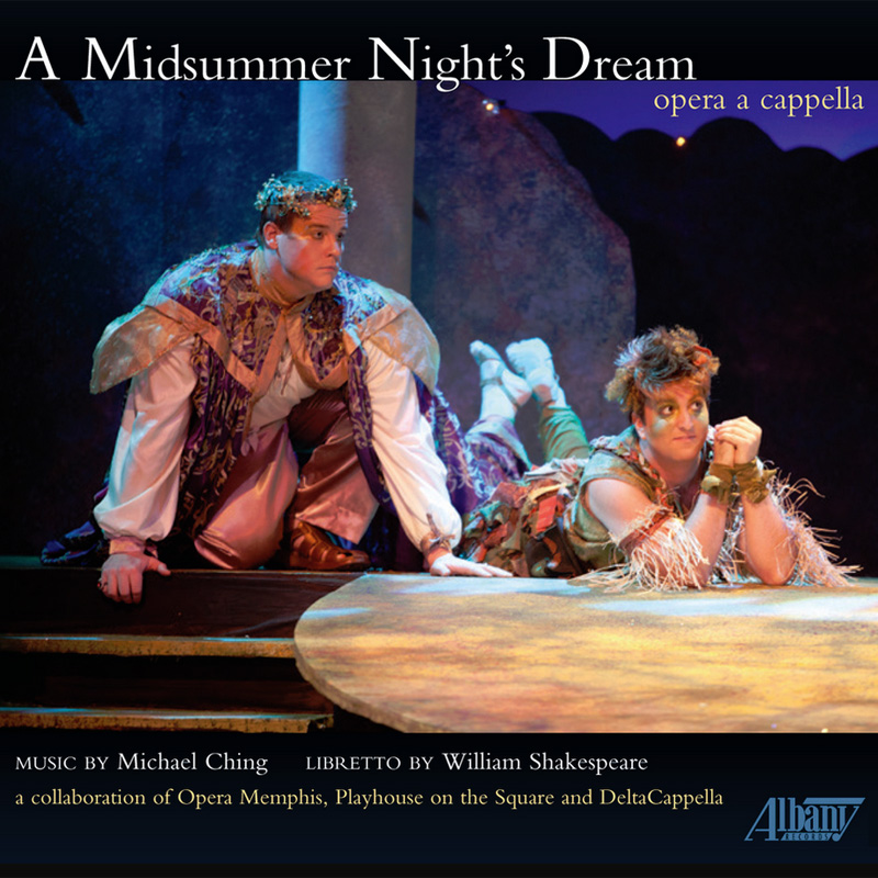 "Buy ""A Midsummer Night's Dream: Opera A Cappella"" on iTunes!"