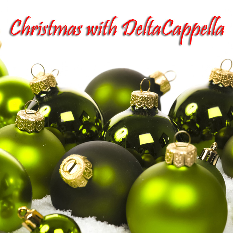 "Buy ""Christmas With DeltaCappella"" on iTunes!"