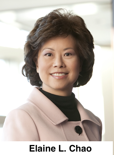 Elaine L Chao
