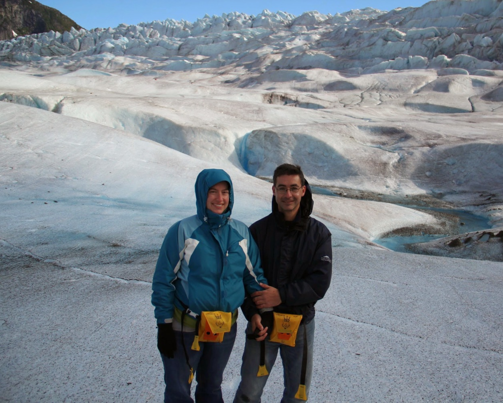 Mendenhall Glacier August 2012