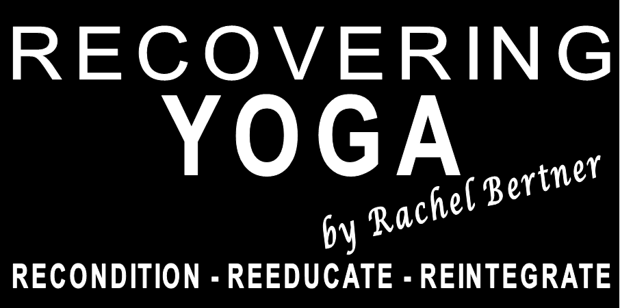 Recovering Yoga by Rachel Bertner