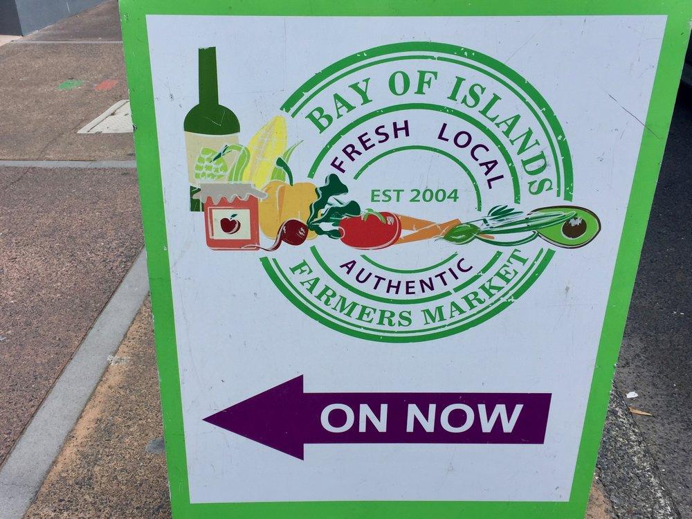 Bay of Islands Farmers Market