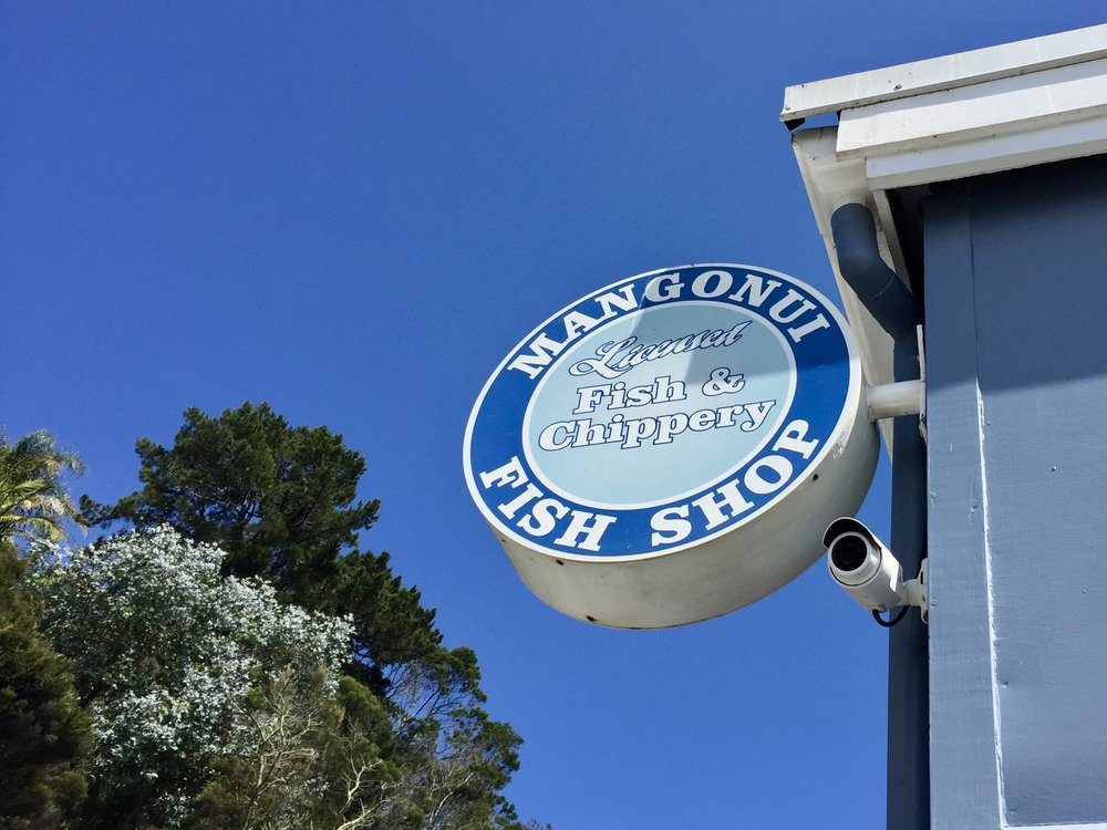 Mangonui Fish & Chippery
