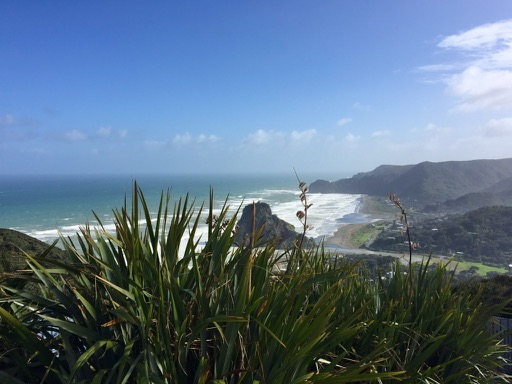 Piha food trail, Lion Rock