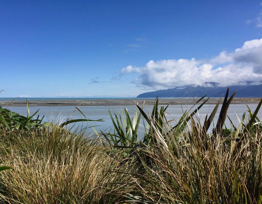 Lake Onoke Palliser Bay