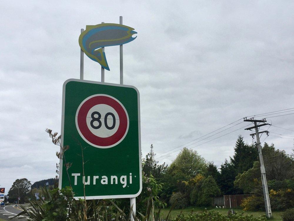 Turangi food trail
