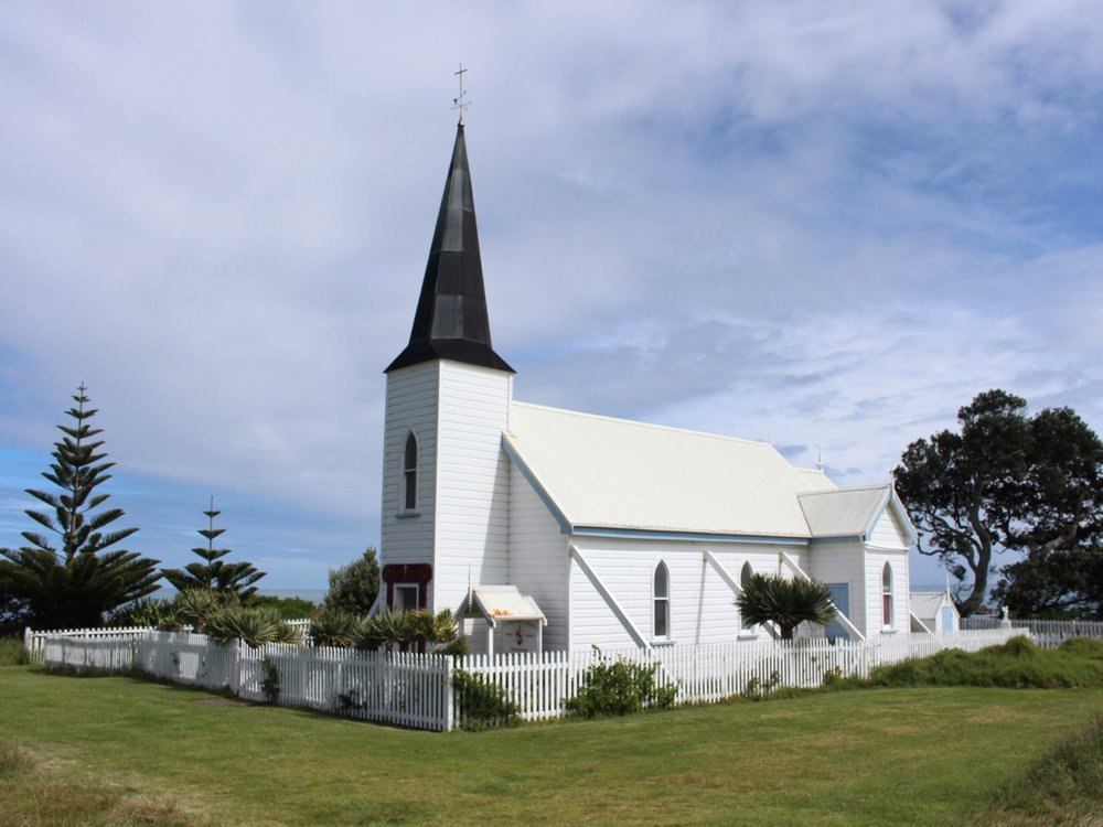 Raukokore Anglican Church