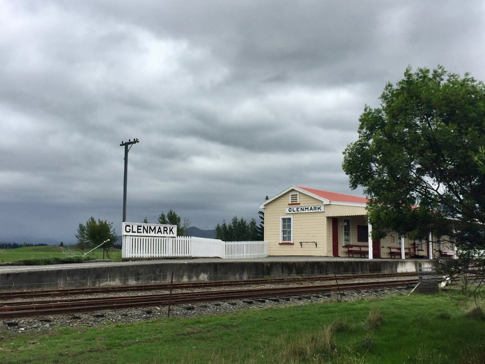 Glenmark Station