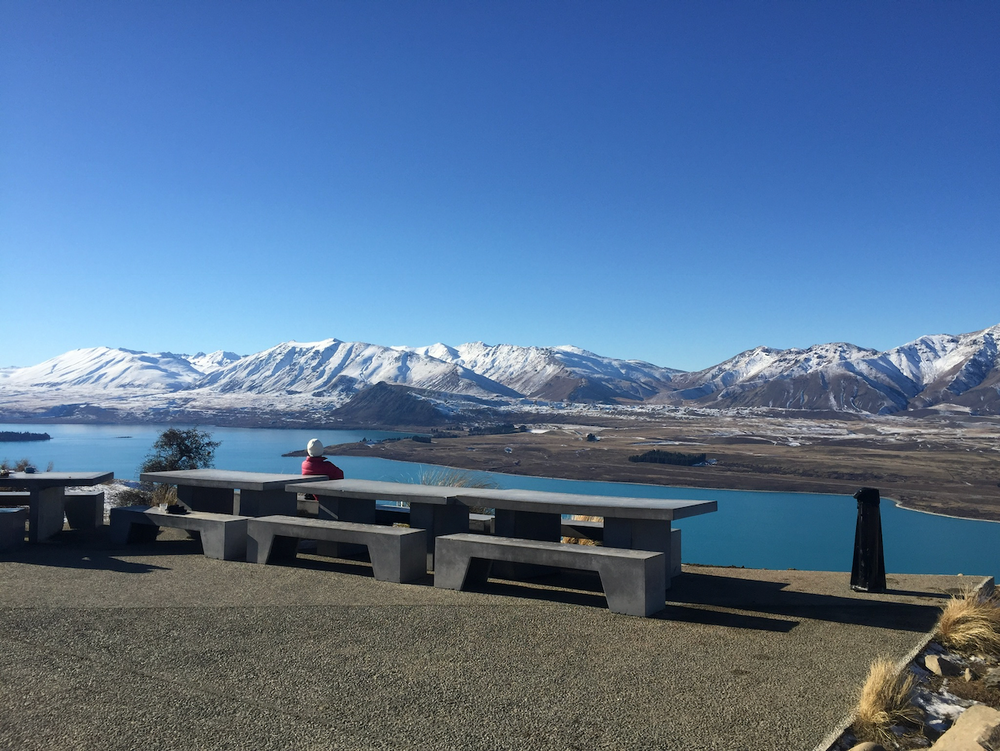 tekapo food trail
