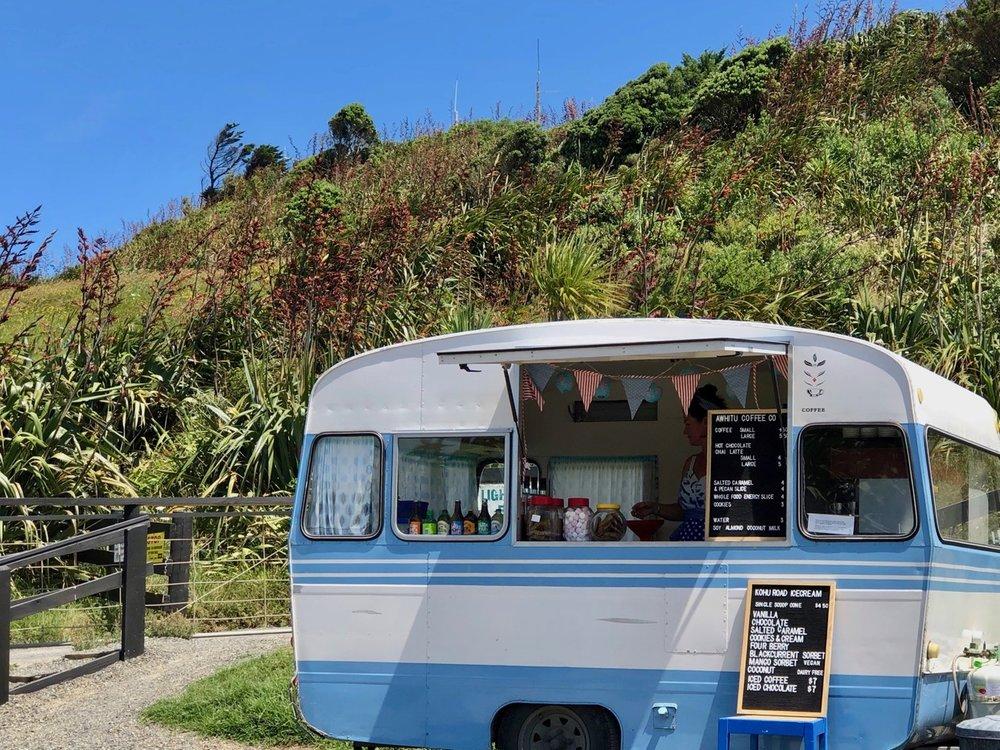 Awhitu coffee caravan