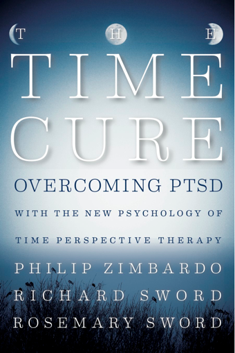 "(Tap to purchase The Time Cure ) The Time Cure: Introduction Some years ago a young man I'll call James came to see me in my Stanford University office for help with his shyness. In the course of our conversation about the origins of his awkwardness around people, he told me that almost everyone he met reminded him of someone who had hurt him or rejected him in the past, so he could not risk being open to them. And then he related a very interesting image: his life, he said, was organized around the eighty slides that he had arrayed in what he called his ""Kodak Carousel mental slide projector."" Once the slide show started, the images were projected into his current consciousness in a predictable and reliable sequence. So his present sense was the slide on his mind's screen, his past sense was the slide he just viewed, and his future sense was determined by the slide or slides coming up next. My first thought was that this seemed like a reasonable metaphor for memory. What he told me next, however, was quite unsettling: James's slide tray was filled with slides of negative experiences only—rejections, failures, missed opportunities, mistakes, miscalculations, bad deals, and more. His present sense, then, was always of a past negative event; his past sense was also of a negative event; and his anticipated future slide was always a predictable negative event from his past! Worse, his mental slide show was out of his conscious control—it could be turned on at any time by a triggering experience; so repeatedly viewing all of these horrific images of his past negative experiences, so vividly projected, further burned them into his brain. I thought hard about a treatment plan, and arrived at a solution that seemed to fit his particular imagery. I informed James that Kodak had just developed a 120-slide carousel, which meant that he would now be able to add 40 new slides to his old show. I encouraged him to explore his memory to find any events that were positive: successes, good birthdays, friends, favorite foods, movies, books . . . and for each positive image he was able to recall, we created a new, vividly bright slide and inserted it randomly into his mental carousel. Although the negatives still dominated the set, there was now some occasional relief. He could see that his life had many good people, experiences, successes, and more that were balanced against the bad. We gradually replaced more and more of the bad slides with good ones from recent positive experiences. Over a period of months, this impromptu treatment program began working to provide James with a more balanced, nuanced conception of his life over time and of his ability to shape his current life. It also had a profound impact on me, encouraging me to think more deeply about the nature of our temporal orientation and the real impact that our individual concepts of past, present, and future have on our lives. In the early 1970s I began to investigate aspects of time perspective in earnest. This fascinating two-plus-decade journey (which you can read about in Chapter Two) led to the development of Temporal Theory and, in 1999, to the Zimbardo Time Perspective Inventory or ZTPI: a valid, reliable, and easy-to-administer measure of individual differences in time perspective. By 2008 the ZTPI was being used by researchers around the world. The time had come to really go public—beyond academic publication for psychologists to trade book publication for the general public. The Time Paradox, coauthored with John Boyd, was the exciting culmination of much theoretical speculation and proposed new research projects. I thought this was the end of my professional journey with time perspectives, but it was not—I had yet to meet Richard and Rosemary Sword. The Swords' Work with PTSD and Time Perspectives I was filled with joy when my first public presentation of our book was scheduled for a workshop at the Hawaii Psychological Association in Honolulu in 2008. At the end of my presentation, I was satisfied with how the session went and was looking forward to getting my reward—sunning on the beach in Waikiki. As I was packing up my gear, however, one of the participants came up to me nearly breathless with excitement over something I had said. Actually, it turned out his excitement was about everything I had said. He told me that his name was Richard Sword, and that he was a therapist from Maui. For years, he said, he and his wife and colleague, Rose, had been working along the very same lines I suggested in the the Time Paradox with war veterans who had suffered from debilitating PTSD for years—some for over seventy years, since World War II—and having good results. He said that he envisioned using my ideas as a therapeutic strategy for curing that terrible affliction. I politely gave him my card and invited him to stay in touch. Although I was busy, I said, I would be alert for his e-mails if marked URGENT on the subject line. I assumed he was like many others who get enthused by my dramatic talks but then fade from sight. I could not have been more wrong. It turned out that our guy, Rick, was a man of his word, and his words were filled with an intoxicating blend of optimism and wisdom. He had an uncommonly intense dedication to helping American veterans of many wars overcome their suffering. He would not be satisfied just ameliorating their suffering and trauma, he said—he wanted to manage their PTSD to enable them to return to fulfilling, meaningful lives. It was not enough for him to change their negative existence to a zero state of no bad focus. He would not be satisfied until these courageous vets could return to the positive state they had enjoyed before their service and sacrifice for their nation. That was Sword's definition of a complete ""cure"" for PTSD in vets. I have to admit, I first thought he was a bit of a wild-eyed visionary. I knew that PTSD had never been overcome by any therapeutic treatment; at best, it might be made somewhat more bearable. But I remained an open-minded skeptic, eager to be proven wrong (a view of what it meant to be a good scientist that had been drummed into me from my graduate training in the Yale University Psychology Department). We communicated a great deal via e-mail, ideas flowing back and forth. Now, following the model of Temporal Theory, Rick and Rose began to put into practice a new form of time metaphor therapy treatment with their clients in Maui. I was encouraged, but was hardly a true believer. Their time metaphor therapy revolved around getting clients to reconceptualize their problems using visualizations in which they would become ""unstuck"" from the traumatic past and move smoothly into a more positive present and future. The Swords put all of this in the context of the importance of time in our lives, and the importance of balancing our past, present, and future time perspectives. The Swords' notion of being able to shift flexibly from one time zone to another—depending on circumstances, current needs, and realities—seemed to be taking ZTPI into a new and exciting dimension of practical use. Still, ever the scientist, I was still skeptical of this simple therapeutic approach. Time Perspective Therapy in Action After I returned home from the conference I began receiving letter after letter from the Swords' vets, describing to me the amazing changes they were experiencing from their treatment. They were euphoric, able for the first time in years to enjoy their wife, family, friends, former activities, going shopping, and more. They were no longer stuck in that horrible past that had gripped them for so long. They were starting to plan vacations and meet people they had been ignoring for years. They told me that their flashbacks had stopped and their smiling had resumed. And they were very eager to share their transformational experience with other vets who were still suffering from the agonies of PTSD. Such astounding testimonials are rare for any kind of psychological treatment, and especially so when they come after only a few months of treatment. Yet my research training insisted on hard evidence to bolster these personal accounts. I encouraged the Swords and associates to gather pre- and post-treatment metrics on a variety of standard assessments of PTSD with a sufficiently large sample of Time Perspective Therapy–treated vets. They did, and the data supported what the vets had told me: the measurable impact of Time Perspective Therapy is highly statistically significant across a battery of standardized measures. It works! And not only does it work but also it can be shown to have an enduring positive effect for years— at least three years (the current follow-up duration). Most of the initial salutary effects stayed in place for the majority of these Time Perspective Therapy–treated veterans over this extended time period. Presumably these effects will remain longer and ideally permanently when measured subsequently, perhaps complemented by some ""booster shots"" occasionally if there is backsliding. Meanwhile, the testimonials kept coming. At the 2009 American Psychological Association convention in Toronto, I wrapped up my presentation on time perspectives by talking about the Swords and their groundbreaking work with veterans. As I scanned the audience, I saw someone waving at me—a woman in a wheelchair. She looked excited and clearly wanted to tell me something. After I finished my talk she came to the podium and told me enthusiastically that she was a veteran previously suffering from PTSD who had undergone Time Perspective Therapy with the Swords. She said it had helped her tremendously and that she was moving on with her life. Imagine my surprise—here, in Toronto, was a veteran to verify what I had just been sharing with this room full of thousands of mental health professionals! Now we had a decision to make: Should we tell the world about this new form of therapy immediately, to give hope to those who have stopped hoping for improvement? Should we give guidance to therapists to add this type of therapy to their protocols for treating not only PTSD in vets but also all other time-synced traumas and abuses? Or is it better to wait until we conduct a formal clinical trial with hundreds of participants that will test our Time Perspective Therapy against several of the most used current treatments, with random assignments and systemic assessments? Ordinarily I could have lobbied my colleagues for that latter option. However, such an ambitious project requires a multimillion-dollar grant. These are hard to obtain and time consuming—a year in the getting and at least another few years in the doing. So we opted to apply for a major military grant to put our treatment plan into a testable practice setting in the military, and to go forth with writing this book. We are currently waiting for what we hope is good news from the military. But while we wait and hope, we have forged ahead and written the book you now hold in your hands. The book you are about to enjoy and learn much from is unique. Its goal is simple: to provide an exposition of Temporal Theory, which I developed, and then to elaborate on how the Swords transformed these ideas into the most effective of any current practical treatments for relieving the suffering associated with PTSD. You will find the treatment plan clearly laid out, as well as much supporting evidence in vivid, memorable case studies and solid quantitative data. Time Perspective Therapy is demonstrably effective, its impact is relatively quick—a few months or less—and it is cost effective. It does not require expensive MDs, or even PhDs, to administer. Masters-level practitioners can effectively use it, as can practical nurses or intelligent and committed caregivers. Behind all of these words, ideas, plans, and agendas is the driving passion of these two healers, Rick and Rose Sword, whose life mission is to use their training and talents to relieve suffering and work tirelessly to improve the quality of daily life of every client with whom they work. Their all-embracing arms reach out not only to veterans but also to many others who come to them for help—survivors of both physical and sexual abuse, of cardiac illnesses, of traumatic natural disasters, and more. It has been my pleasure to be touched by their passionate wisdom and endlessly optimistic view of what is best in human nature. We hope that what you read here will help you or your loved ones move forward to a more positive life, and that you will share what you have learned on this journey with others you care about. The very act of your doing so reaffirms, strengthens, and expands the human connection. Phil Zimbardo  Note: The Time Cure is available in German, Polish, Chinese and Russian."