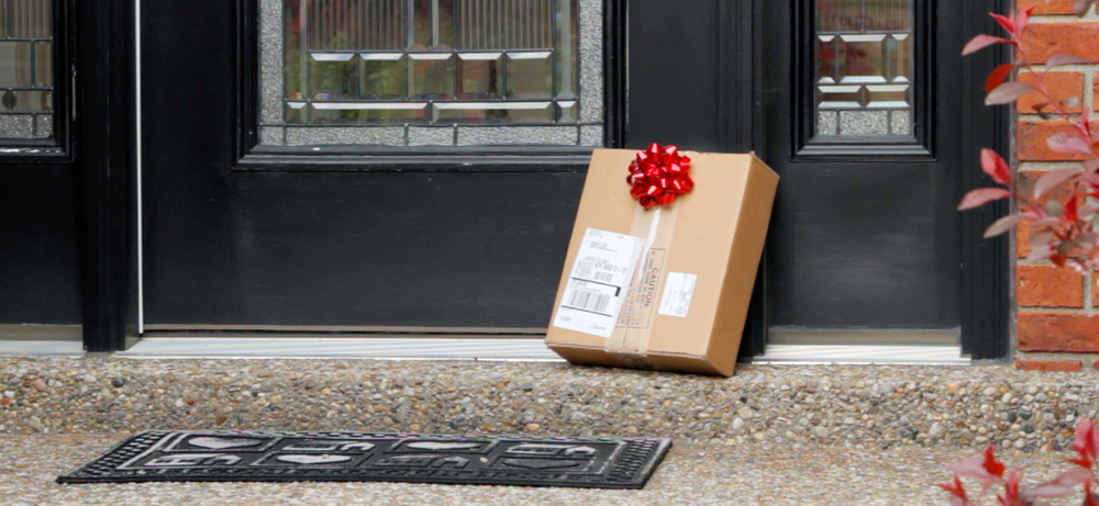Writing - I found a strange package by the door & Henrietta: Writing - I found a strange package by the door