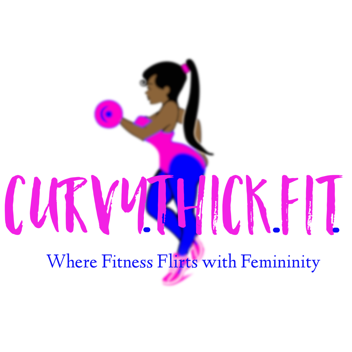 Curvy. Thick. Fit. - Where Fitness Flirts with Femininity
