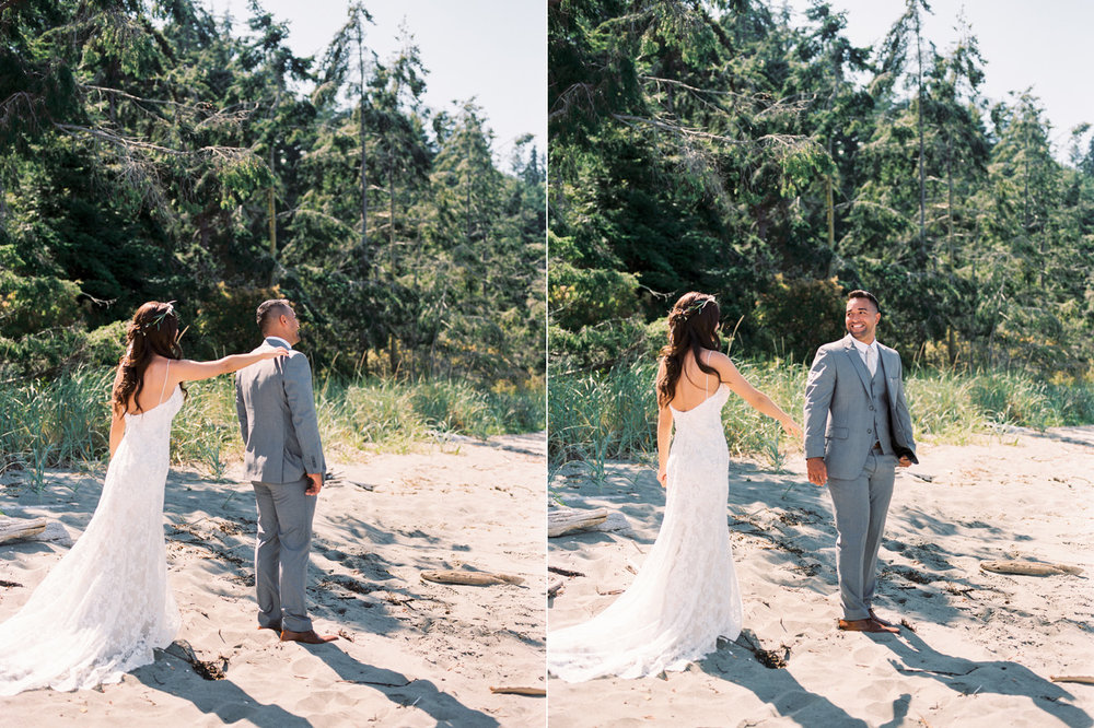 Port Townsend Wedding Photography