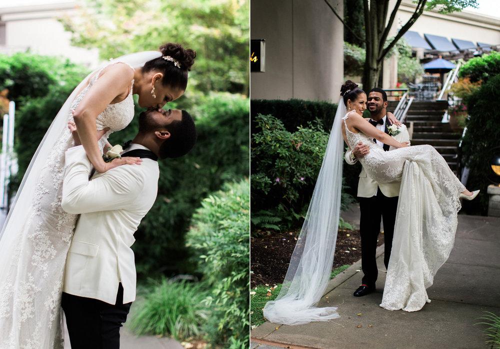 bride and groom notebook pose wedding photo.jpg