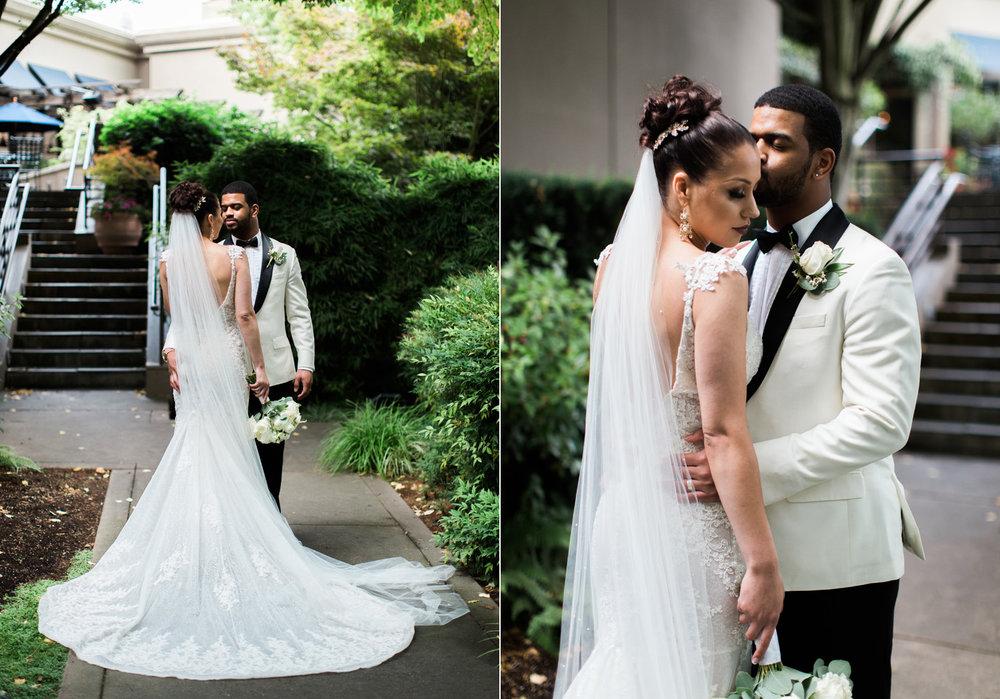 bride and groom wedding portrait in seattle.jpg