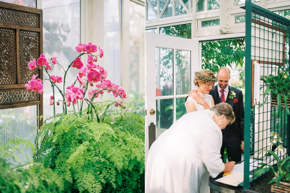 seattle conservatory wedding kodak portra 800.jpg