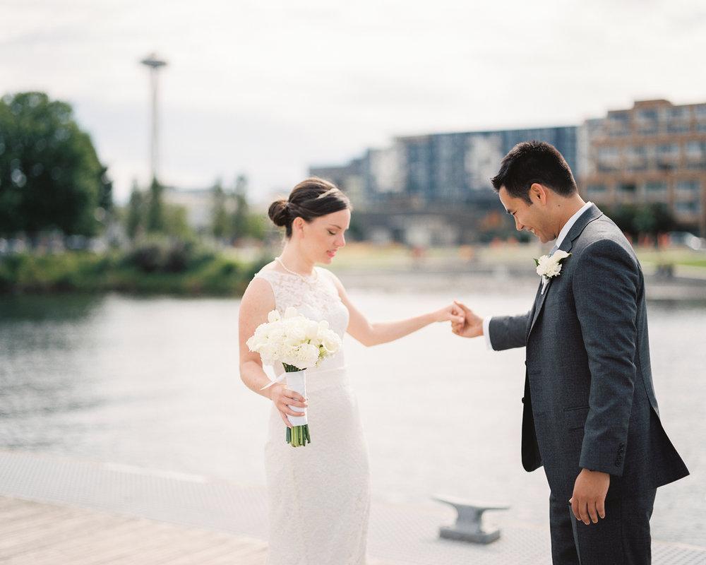 seattle south lake union space needle wedding photography.jpg