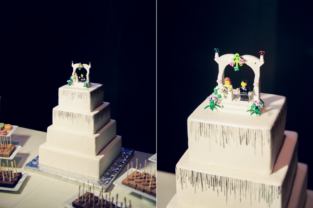 white lego figurine lego wedding cake.jpg